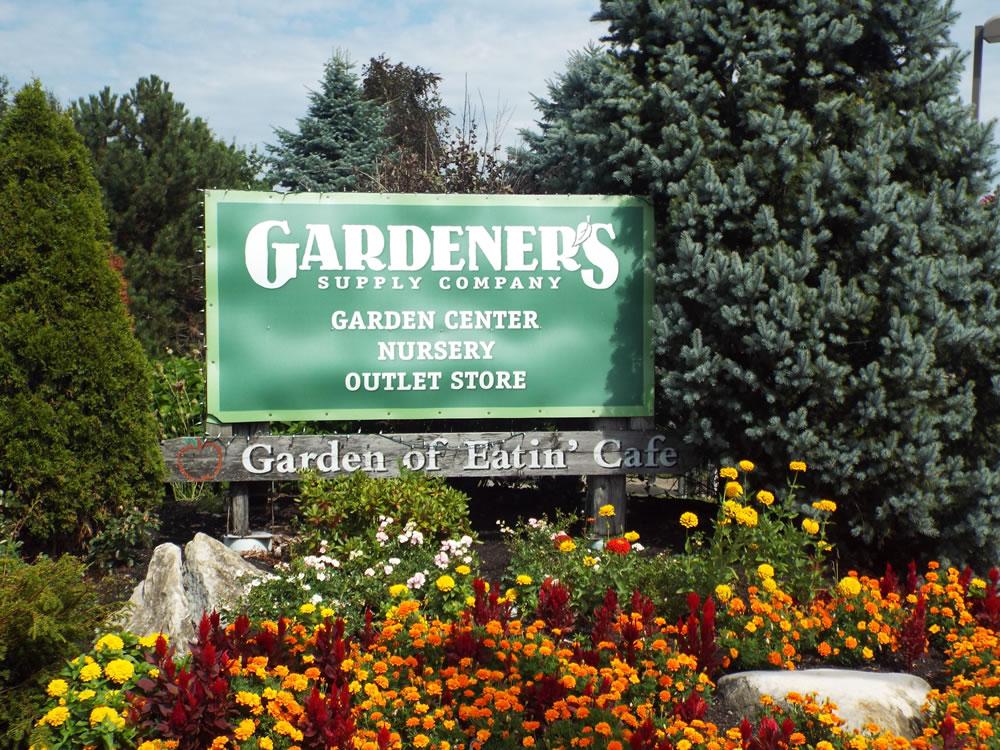 The fall event 2017 tour gardeners supply williston for Garden supply burlington vermont